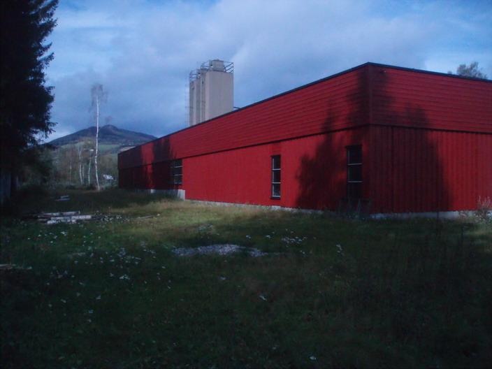 Maxim sitt lager ved Lillehammer - Velkommen til prøveoppskytning!