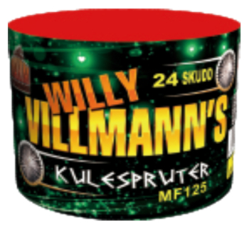 MF125 Maxim Willy Villmann's Kulespruter