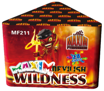 MF211 Maxim Devilish Wildness