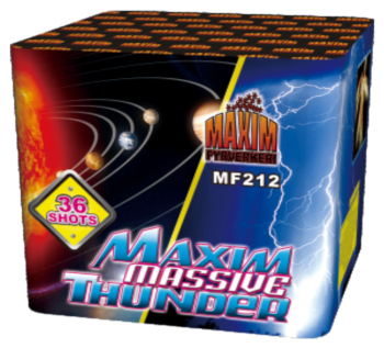 MF212 Maxim Massive Thunder