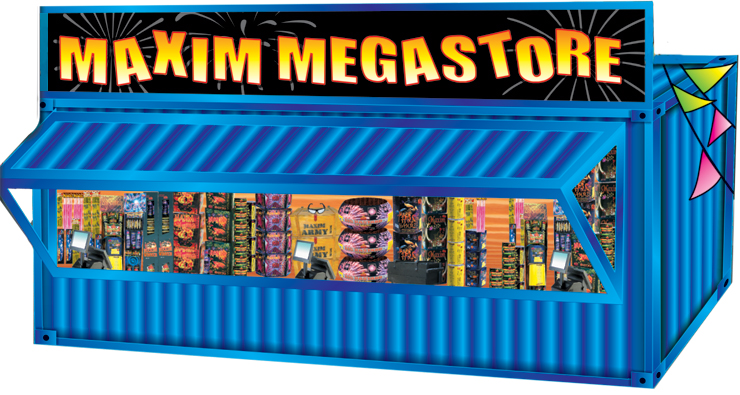 MF8888A Maxim Megastore - Shop in shop