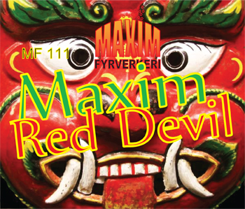MF111 Maxim Red Devil