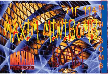 MF114 Maxim Minibomb