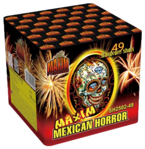 SH2-49 Maxim Mexican Horror 49 skudd
